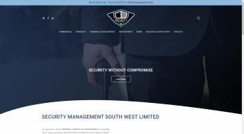 Security Management South West Ltd