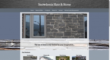 SNOWDONIA SLATE & STONE