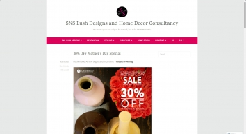 SNS Lush Designs and Home D…