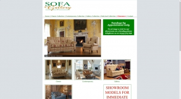 Sofa Gallery Ltd