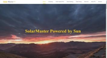 SolarMasterTech丨Solar Water Heater丨Solar Heating丨Solar Hot Water | SolarMasterTech supply Solar Water Heater  Solar Hot Water  Solar Heating  Solar Pool Heating  Solar Solutions  Solar Thermal  Solar PV  Renewable Energy