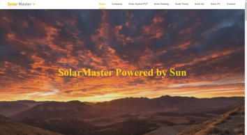 SolarMasterTech丨Solar Water Heater丨Solar Heating丨Solar Hot Water | SolarMasterTech supply Solar Water Heater  Solar Hot Water  Solar Heating  Solar Pool Heating  Solar Solutions  Solar Thermal  Solar PV  Renewable Energy