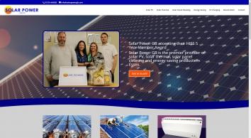 Solar Power Gb Ltd