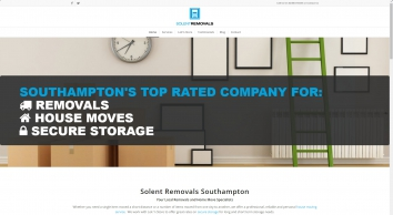 Solent Removals Southampton | Local Removals Company