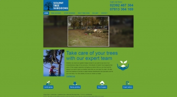 Highly skilled tree care from Solent Tree Surgeons in Hayling Island