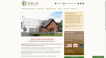 Solo Timber Frame