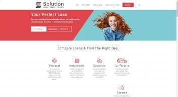 Solution Loans