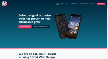 Solve: A leading SEO, digital marketing & web design company in Cornwall