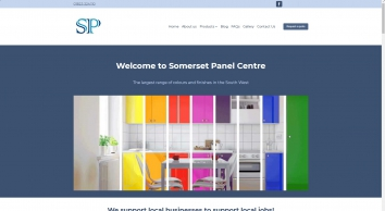 Somerset Panel Centre