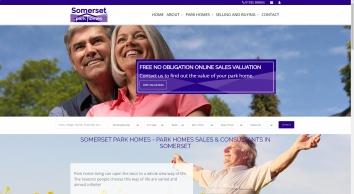 Somerset Park Homes, Chard - Somerset Park Homes