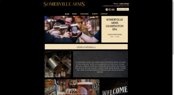 Somerville Arms, Leamington Spa | Great food, real ales and wines