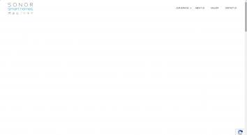 Sonor Smart Homes