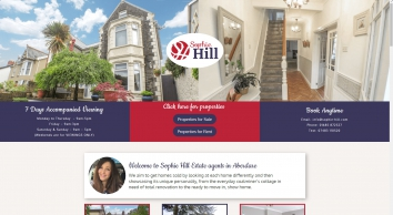 Sophie Hill Estate Agents , Trecynon