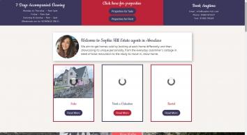 Sophie Hill Estate Agents , Trecynon