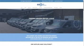 SOS Leak Detection