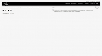 Sottovoce Audio - High performance loudspeakers