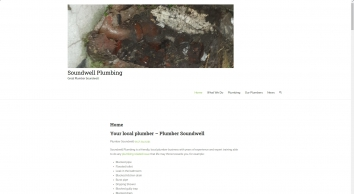 Soundwell Plumbing – Great Plumber Soundwell