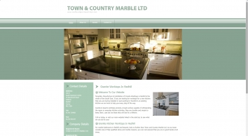Granite Worktops in Redhill : Town and Country Marble Ltd