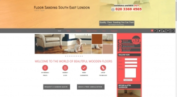 Awesome Floor Sanding Southeast London, SE14-Affordable Wood Floor Resurface, Professional Restoration.