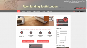 Floor Sanding South London, SW19 - Affordable Wood Floor Resurface, Professional Restoration.