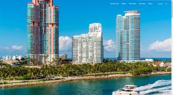 South Pointe Tower Miami Beach