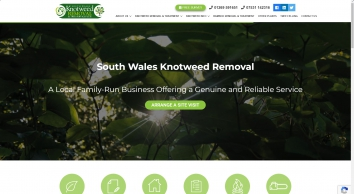 South Wales Knotweed Removal