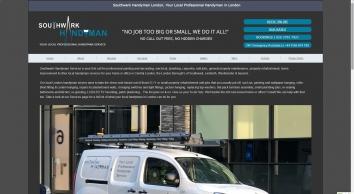 Southwark Handyman   Handyman London   Handyman SE1