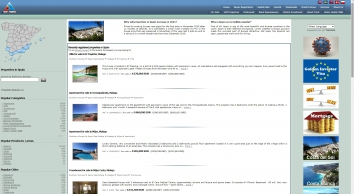 Spain Property - Spanish properties for sale from leading Spanish estate agents in Spain