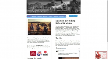 Spanish Bit Riding School & Livery