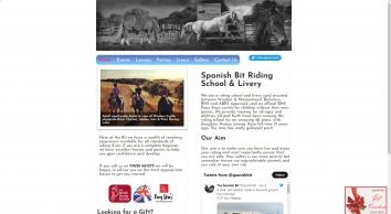 Spanish Bit Riding School & Livery