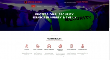 Spartan Security Services |