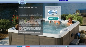 Shropshire Pools and Spas Ltd