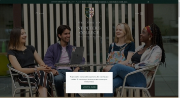St Peter\'s College Oxford