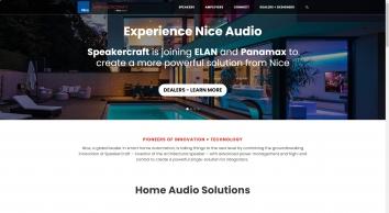 Speaker Craft