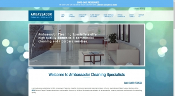 Ambassador Cleaning Ltd