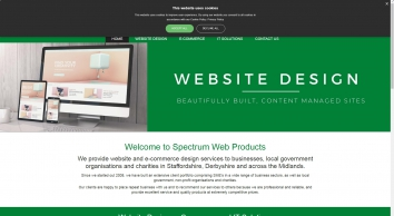 Spectrum Web Products