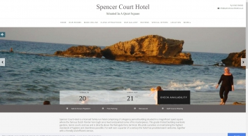 Spencer Court Hotel, Ramsgate, Accommodation in kent