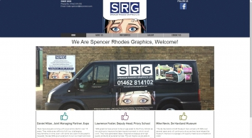 Spencer Rhodes Graphics Ltd
