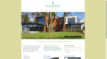 Spetisbury Construction