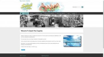 Splash Pool Supplies
