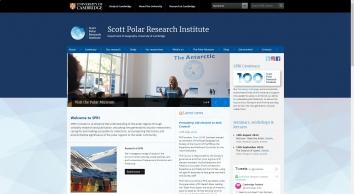 Scott Polar Research Institute Museum