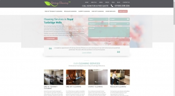 Professional Cleaning Services in Royal Tunbridge Wells | Spring Cleaning TW