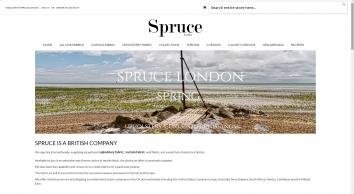 Upholstery Fabric & Curtain Fabric Spruce London