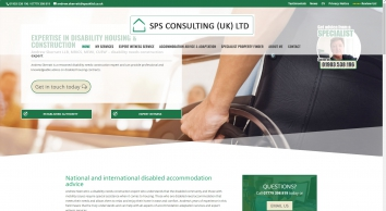 SPS Consulting UK Ltd
