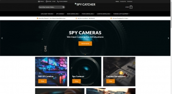 Spy Equipment | Spy Cameras | Trackers & GSM Bugs | Spy Catcher Online