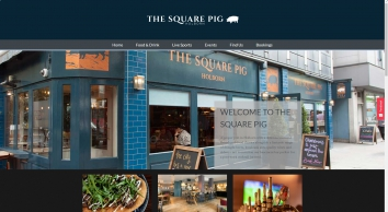 The Square Pig, Holborn