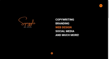 Squiggle Web Design - Freelance WordPress Web Designer