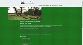Squires Landscape & Estate Maintenance, Orpington, Kent.
