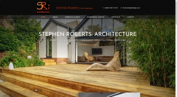 Stephen Roberts: architecture| Construction design| Kent