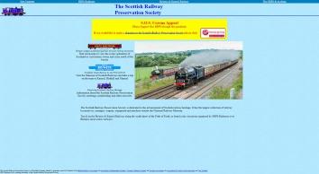 The Scottish Railway Preservation Society